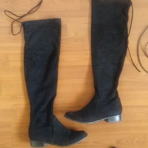 a new day Shoes - Sidney over the knee boots